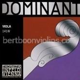 Dominant viola string D alum.-std. length