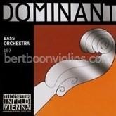 Dominant 3/4  SET contrabas snaren (GDAE)