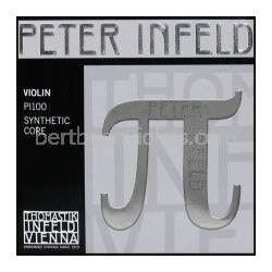 Peter Infeld (Pi) SET vioolsnaren (E vertind) Setkorting