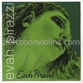 EVAH Pirazzi violin string fractional sizes A