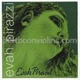 EVAH Pirazzi violin string fractional sizes G