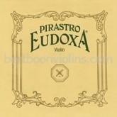 Eudoxa vioolsnaar E staal/alu