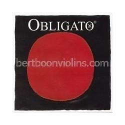 Obligato 4/4 viool snaar D alu