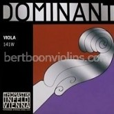 Dominant viola string large/small D