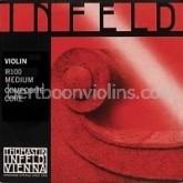 Infeld Rood SET vioolsnaren (SET voordeel)