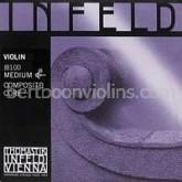 Infeld Blauw SET vioolsnaren (SET voordeel)
