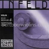 Infeld Blue SET violin strings