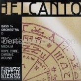 Belcanto double bass string orchestral D