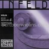 Infeld Blauw vioolsnaar A