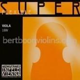 Superflexible viola string A alum.