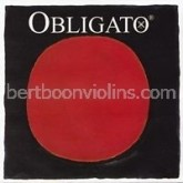 Obligato fractional sizes violin string A