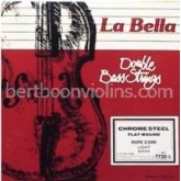 LaBella Professional double bass strings SET