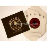 Melos rosin for Viola da Gamba and baroque instruments