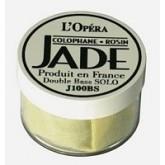 Jade hars voor contrabas