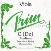 Prim viola string A