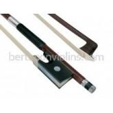 Violin bow Doerfler brazil wood, german silver, round