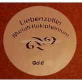Liebenzeller Gold rosin