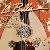 SET Labella Ud (Aoud) strings Arabic tuning