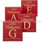 Larsen Virtuoso violin strings SET (save on a full set)