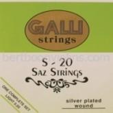 Galli SAZ strings SET