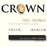 Crown (by Larsen) cello snaren SET (setvoordeel)