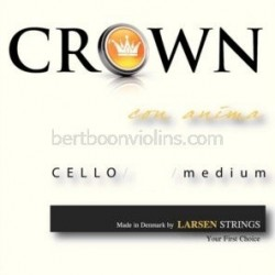 Crown (by Larsen) cello snaar C