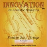 Innovation Braided double bass strings SET