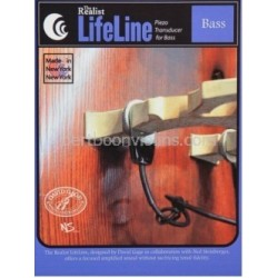 "Realist ""LifeLine"" element voor contrabas"