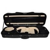 Violin case oblong, lightweight