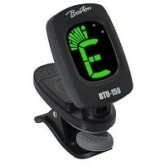 Clip-on tuner, chromatic
