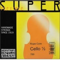 Thomastik Superflexible cellosnaren SET 1/2 cello