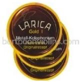 Larica rosin Gold VI (Bass Viola da Gamba-Baroque cello) bass)