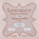 Lenzner cello strings gut SET