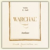Amber violin string E