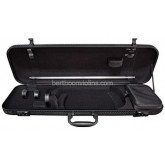 Violin case Idea 1.8 with shoulder st. latches and subway-handle