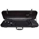 Viool koffer Idea 1.8 met schouderriem-ogen en metro-greep