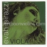 EVAH Pirazzi viola string A steel/chrome steel
