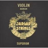 Jargar Superior vioolsnaren SET