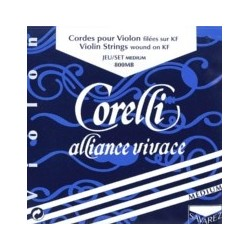 Corelli Alliance Vivace SET vioolsnaren (setkorting)