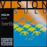 Thomastik Vision Solo vioolsnaar D alu