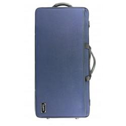 koffer voor 1 viool- 1 altviool BAM Classic 2006S