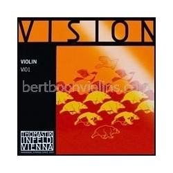 Thomastik Vision vioolsnaar D alu