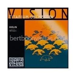 Vision Titanium Orchestra vioolsnaar G