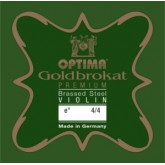 Optima Goldbrokat Premium E BRASSED