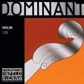 Dominant 4/4 vioolsnaar D alu