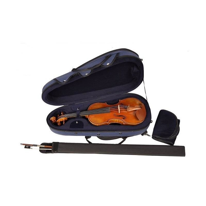 Travel Case For Violin Full Size Separate Bow Case