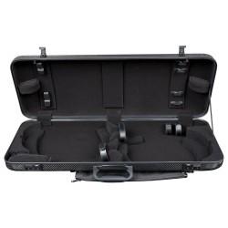 GEWA case for 2 violins IDEA CARBON 2.5