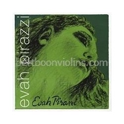 Evah Pirazzi vioolsnaar E goudstaal