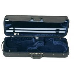 GEWA Koffer voor 2 violen (dubbelkoffer)
