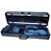 Oblong violin case GEWA Pure